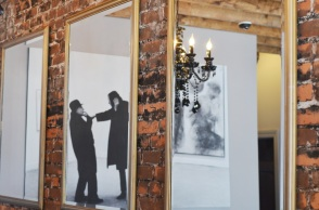 Noir Stamford Wall Decor