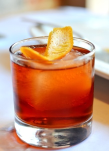 old fashion at Noir Stamford