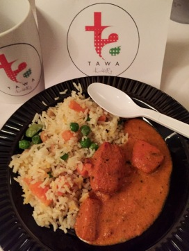 Tawa Chicken Curry