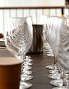 Bisol Tasting Glasses
