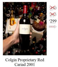 Colgin Proprietary Red Cariad