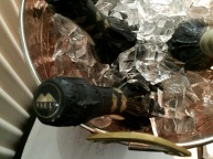 Maeli Sparkling wine, chilled