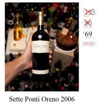 Sette Ponti Oreno 2006