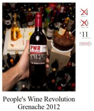 People's Wine Revolution Grenache