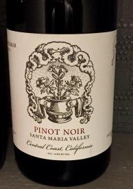 Caretaker Wines Pinot Noir Santa Maria Valley