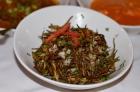Crispy Okra at Tawa Restaurant
