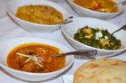 Curry Sampling at Tawa Restaurant