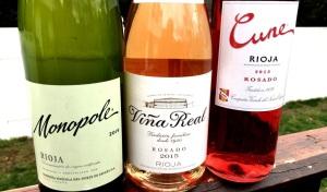 CVNE wines