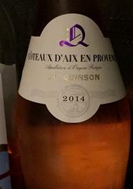 J.L. Quinson Côteaux D'Aix en Provence