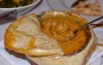 Lanb Dampak ready to serve at Tawa Restaurant