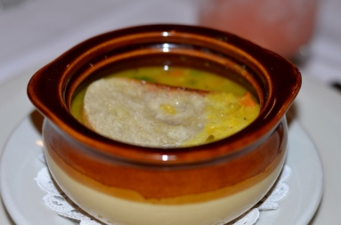 Mulligatawny Soup at Tawa Restaurant
