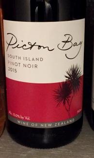 Picton Bay Pinot Noir South Island