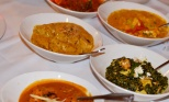Sag Paneer and more at Tawa Restaurant