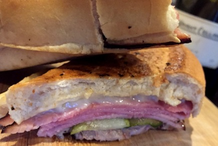 Cuban Sandwich at Portside Tavern