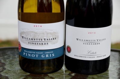 Willamette Valley Wines