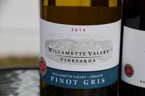 Willamette Valley Pinot Gris
