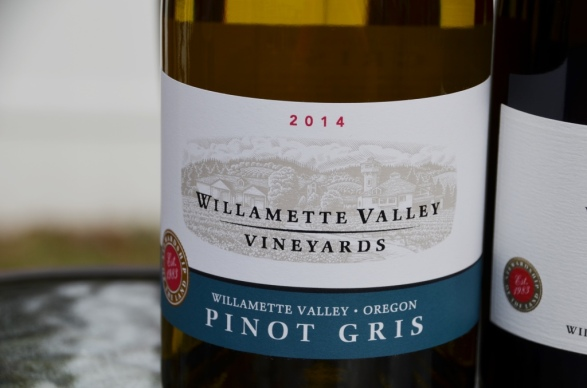 Willamette Valley Pinot Gris