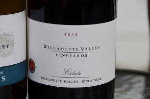 Willamette Valley Pinot Noir