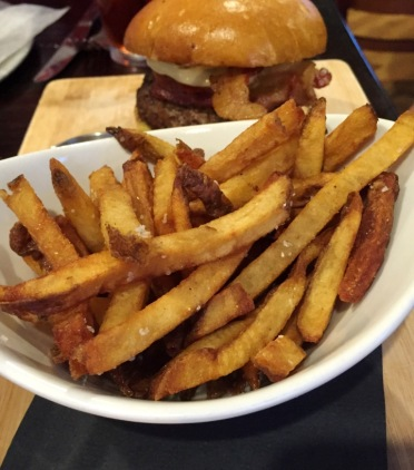 French Fries at Portside Tavern
