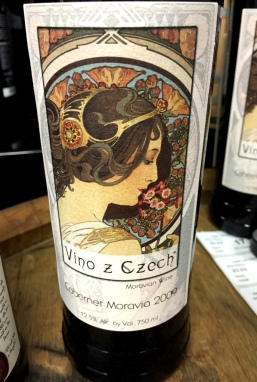 Vino z Czech Ludwig Cabernet Moravia