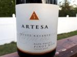 Artesa Napa Valley Chardonnay