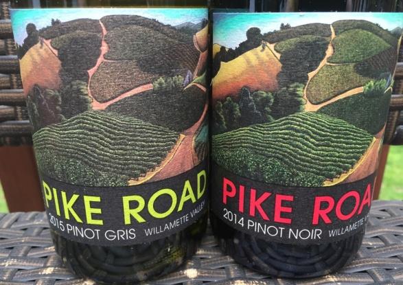 Pike Road Wines Oregon