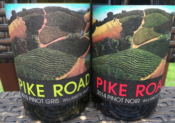 Pike Road Wines Oregon