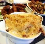 Mac n'Cheese at Portside Tavern