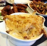 Mac n'Cheese at Portside Tavern