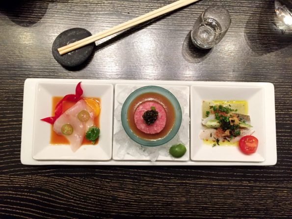 Assorted Chef Sashimi