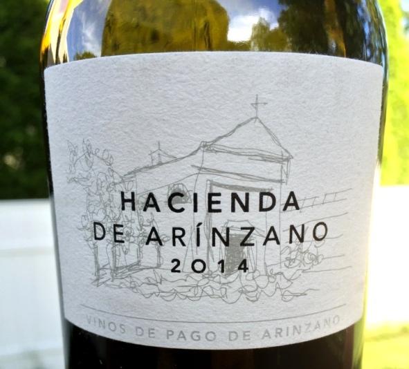 Hacienda de Arinzano Chardonnay