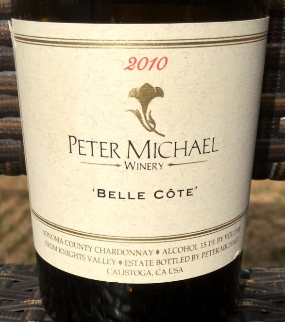 Belle Côte Chardonnay Sonoma County