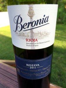 Rioja Beronia Reserva