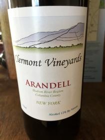 Clermont Vineyards Arandell