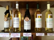 Clermont White wines