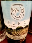 Fero Vineyards Concord