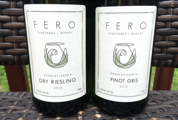 Fero Vineyards Pinot Gris And Riesling