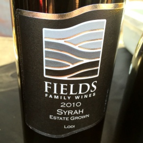 Fields Syrah
