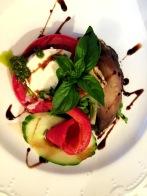 Grilled Portobello Salad