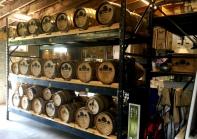 Hudson Valley Distillers Casks