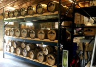 Hudson Valley Distillers Casks