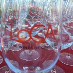 LoCA wine glasses