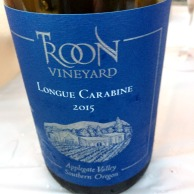 Troon Vineyard Longue Carabine