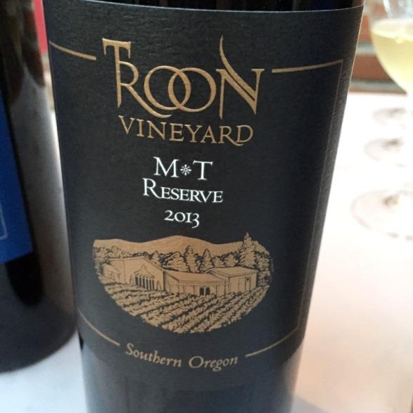 Troon Vineyards M+T
