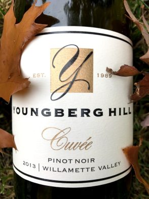 Youngberg Hill Vineyard Pinot Noir