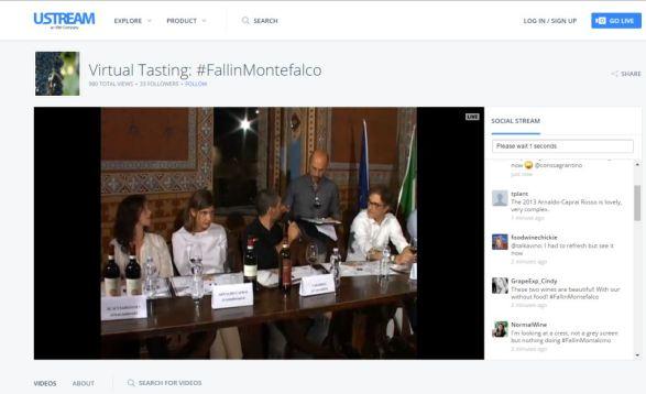 Fall in Montefaclo Virtual Tasting