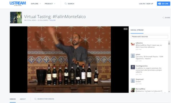 Fall in Montefaclo Virtual Tasting