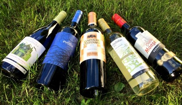 spanish grenache wines
