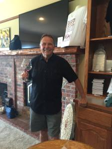 Wayne Bailey Youngberg Hill Vineyards