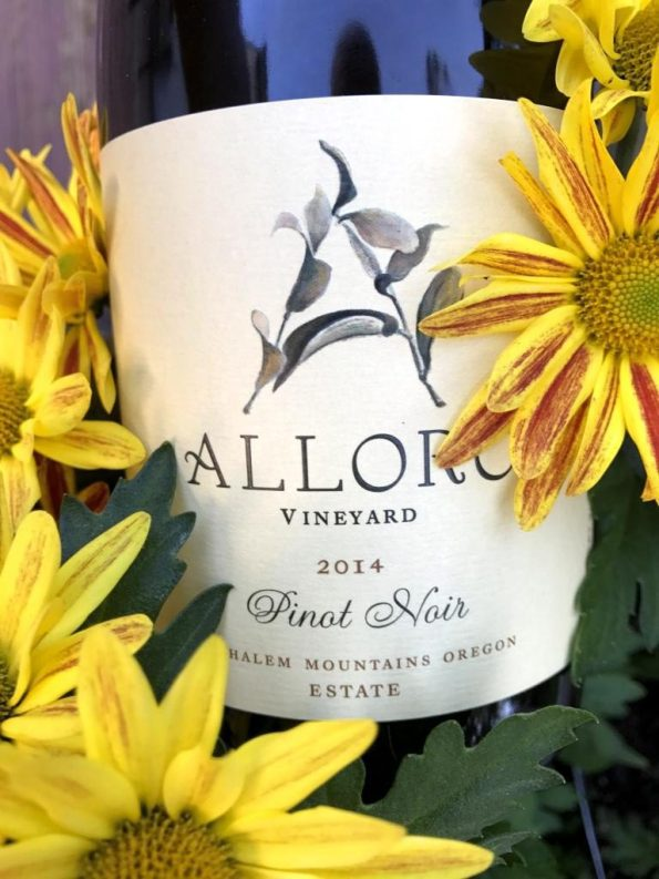 Alloro Vineyard Estate Pinot Noir